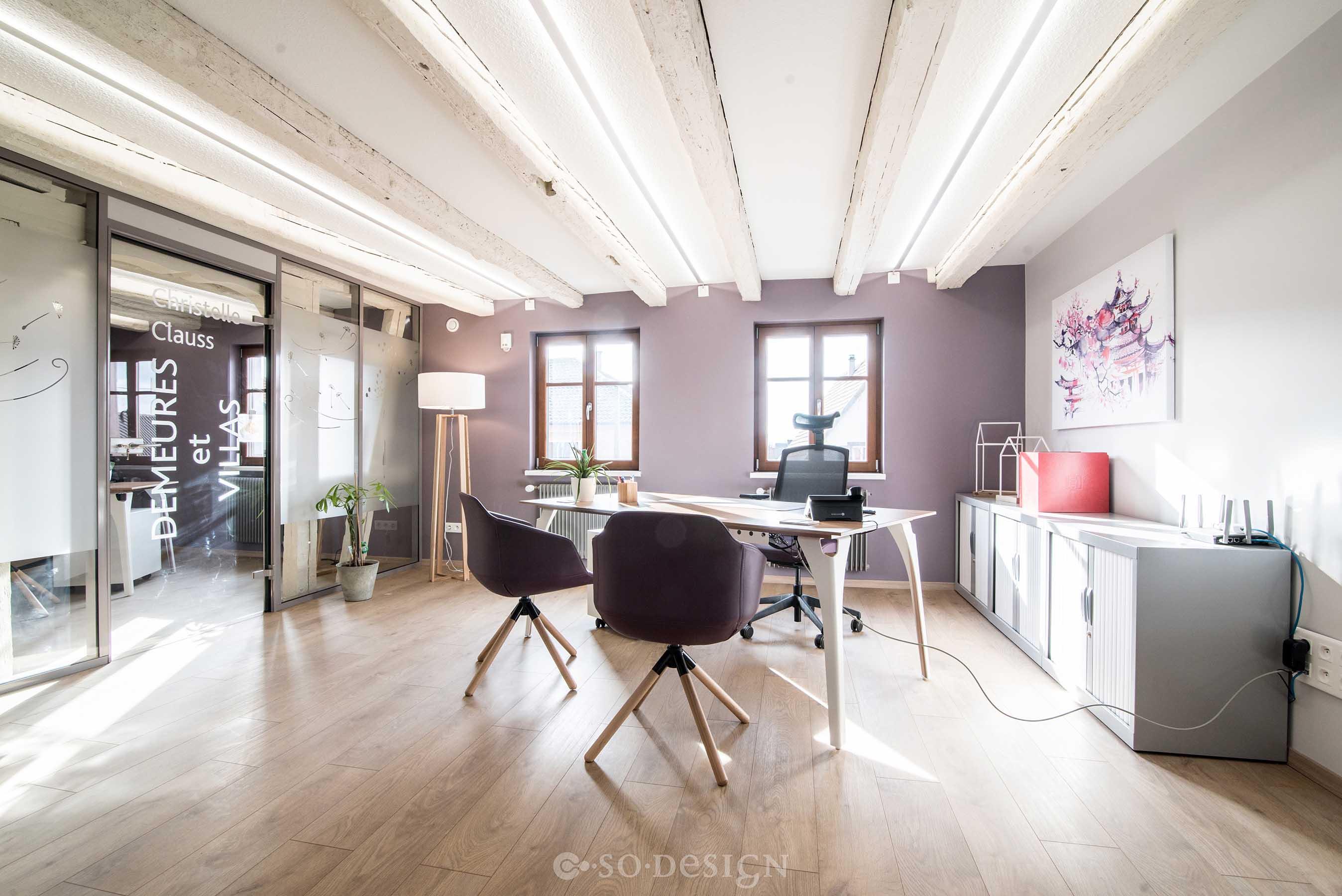 Agence immobilière – Marlenheim