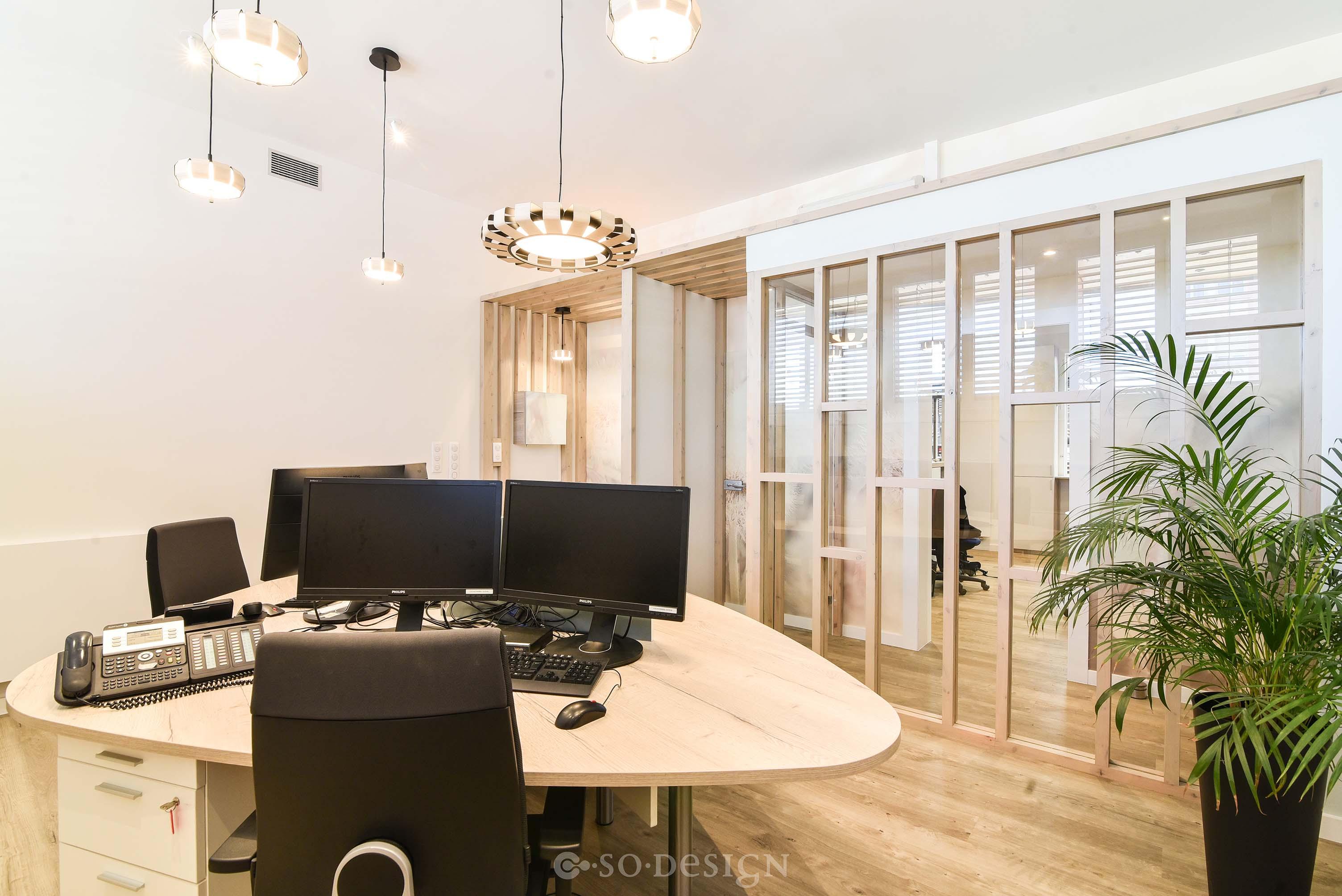 Bureaux administratifs – Strasbourg
